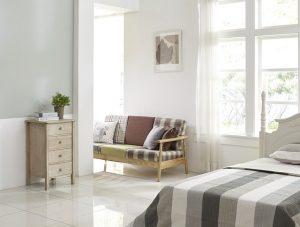 obraz w sypialni
