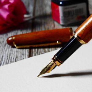 długopis z logo