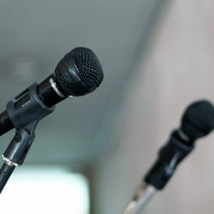 sprzęt do karaoke